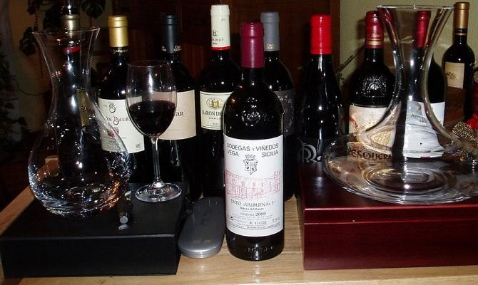 Главные винодельческие районы Пиренеев
