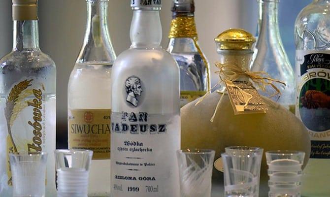 Из истории польской водки