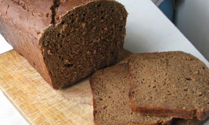 Рецепт на хлебных корках