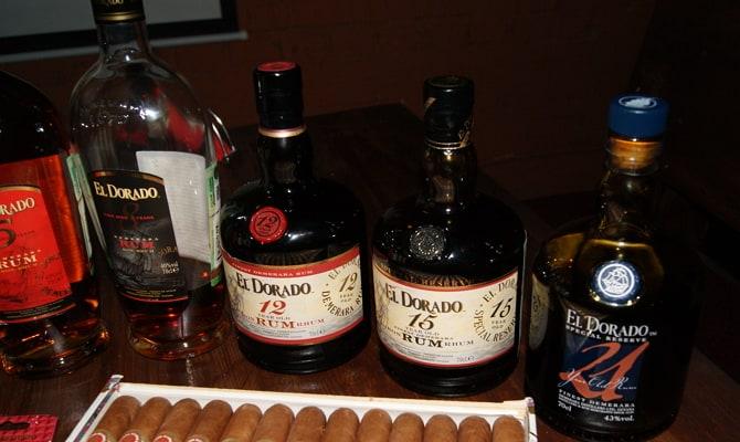 Красивая легенда о главном напитке пиратов