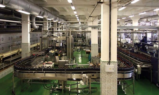 Совместное производство с заводами Испании
