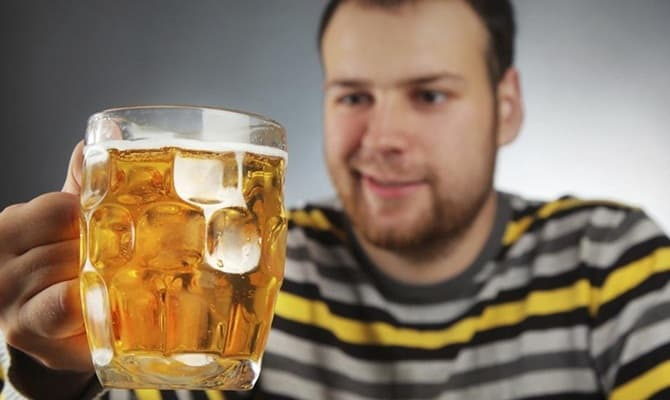 Дозировка и последствия пива