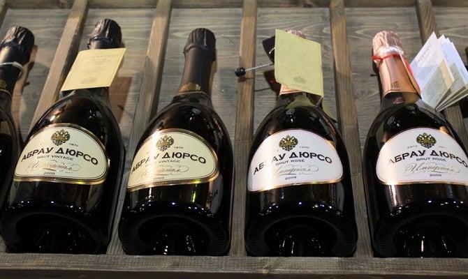 Разница в крепости различных шампанских вин