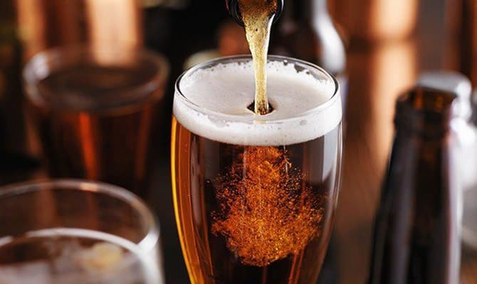 Как готовится темное пиво