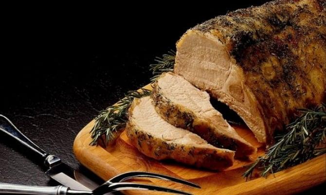 Рецепт запеченной говядины