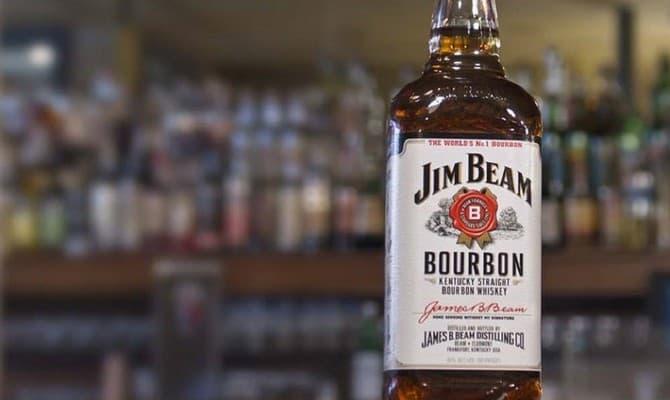 Ассортимент напитков Jim Beam