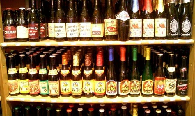 Культура употребления пива в Бельгии