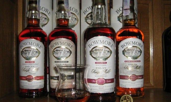 Вкусовые черты и производство Bowmore