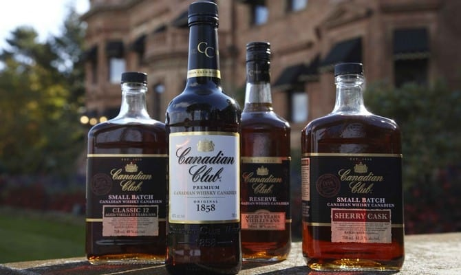 Вкус Canadian Club