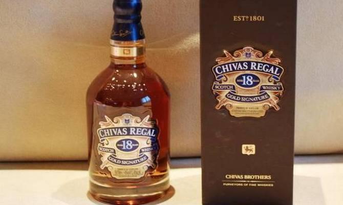 Как пить 18-летний Чивас Ригал