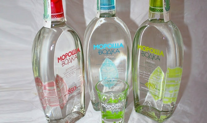 Эксклюзивные свойства водки