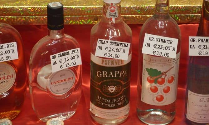 Аристократка из отходов виноградарства