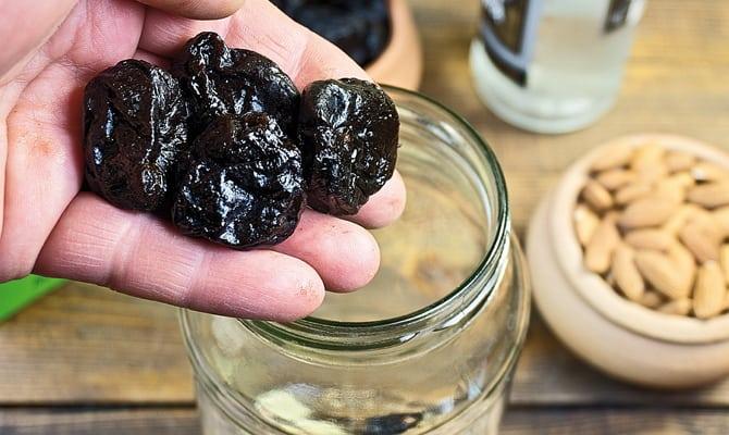 Рецептура приготовления самогонки на черной сливе