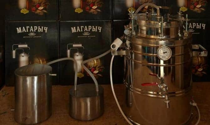 Особенности изготовления напитков