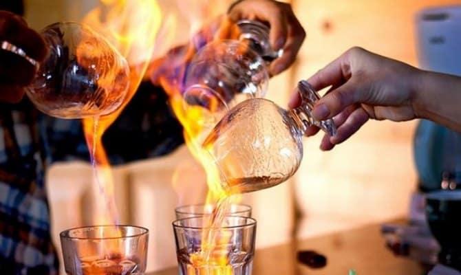 Разновидности алкоголя