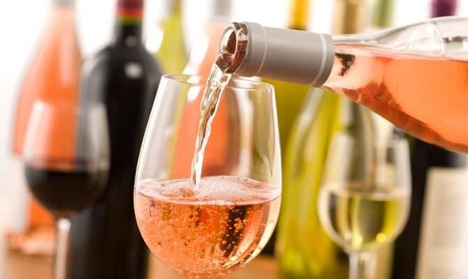 История возникновения вина