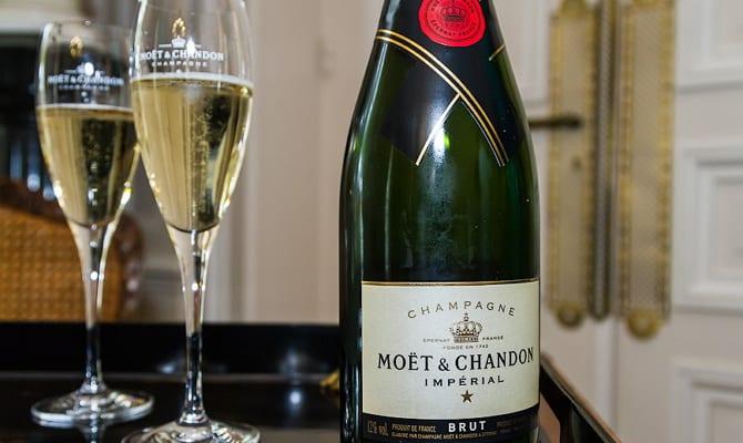 Сущность шампанского
