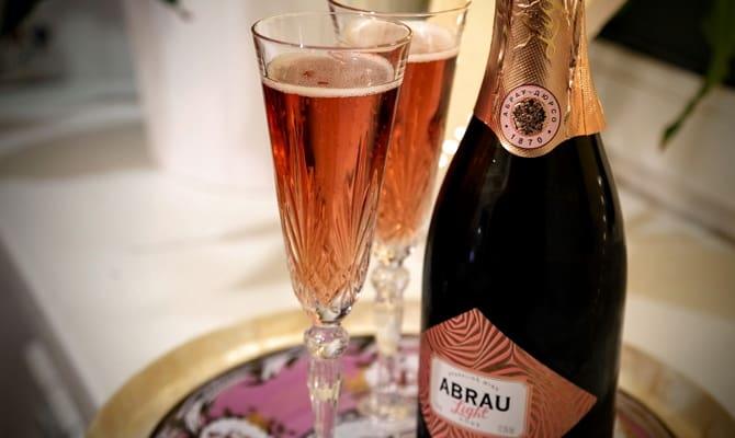 Некоторые виды полусладкого шампанского