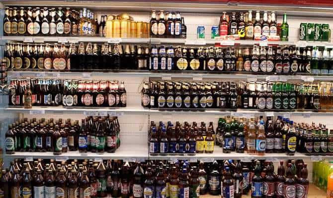 Цены на напиток