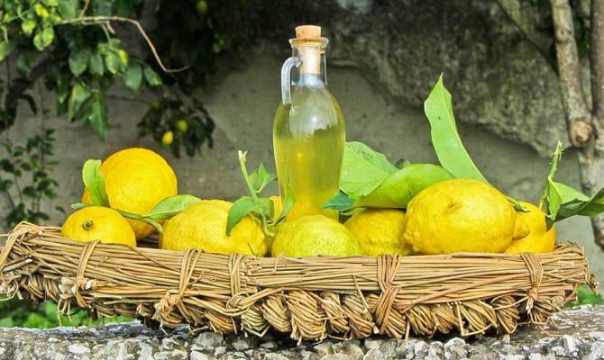 Рецепт приготовления ликера и лимонной настойки