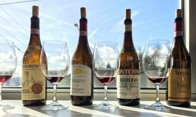 Лучшие итальянские сухие вина