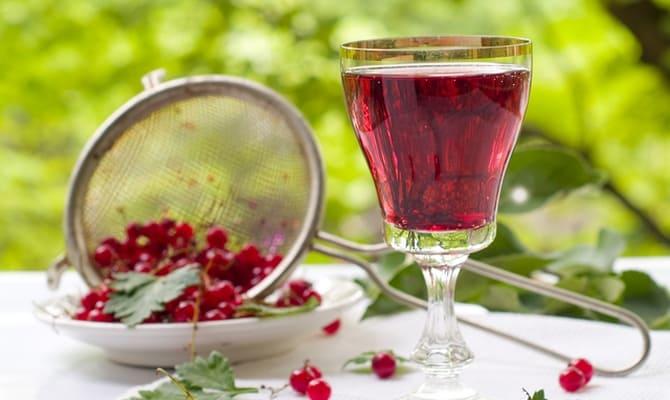 Рецепты черносмородинового вина фото