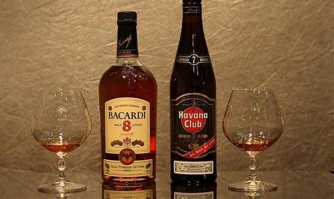 Ром - напиток пиратов