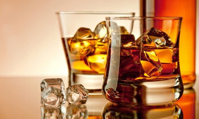 Бокалы под виски