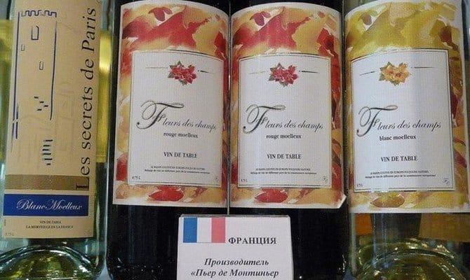 Страны с развитой винодельческой промышленностью