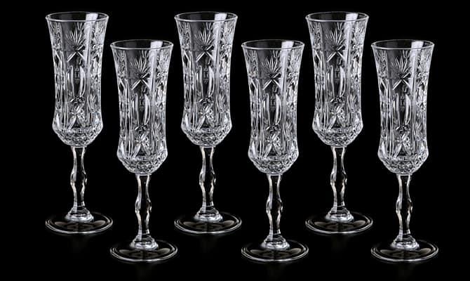 Что выбрать - стекло или хрусталь?