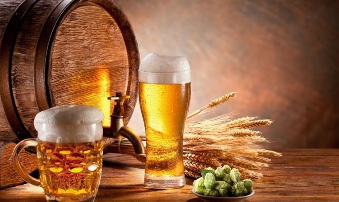 Пиво в мировой истории