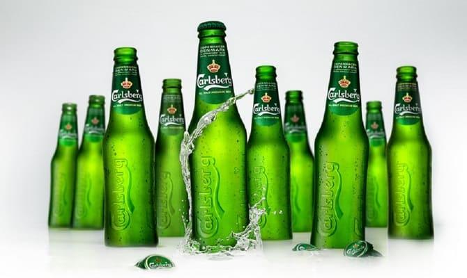 Спонсорская деятельность Carlsberg