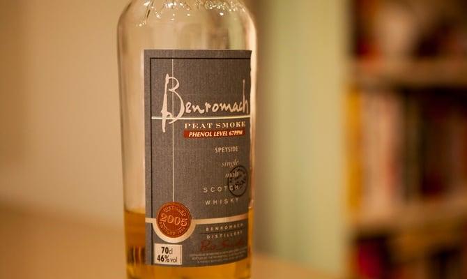 Ассортимент виски из Форреса