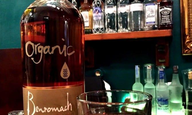Окуренный виски из Форреса