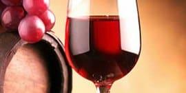 Фужеры и бокалы для красного вина