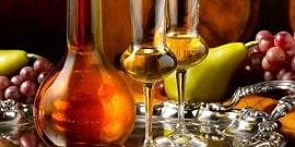 Итальянская виноградная водка