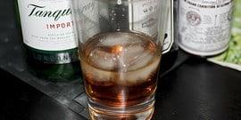 Изысканный коктейль Страйк