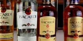 Как правильно пить ром «Бакарди» белый?