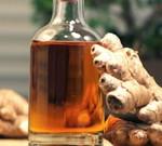 Каков рецепт приготовления имбирной водки?