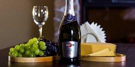Особенности шампанского «Мартини Асти»