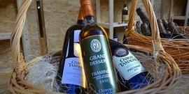 Отечественное шампанское «Шато Тамань»