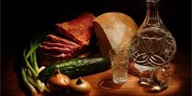 Советы бывалых: как пить водку правильно