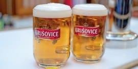 Вкусное пиво Крушовице
