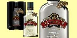 """Напиток водка """"Ханская"""""""