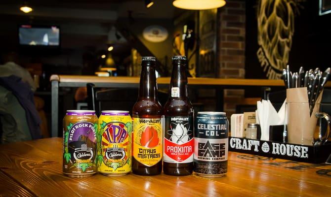 Развитие отрасли пивоварения в США