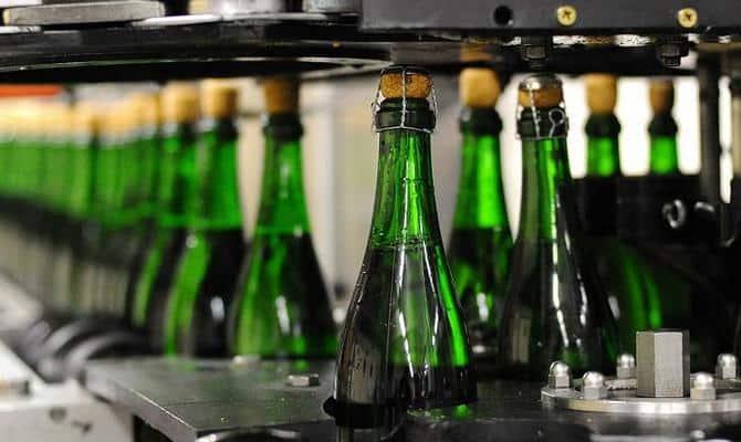 Шампанское и его характеристика