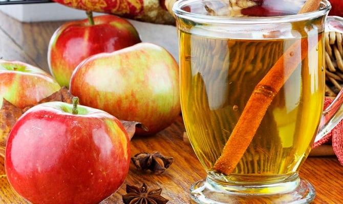 Чем полезен яблочный сидр?