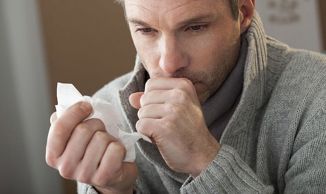 Применение при бронхите, ОРЗ, ОРВИ, простуде, гриппе