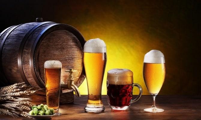 Чем полезно живое пиво?