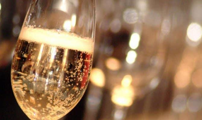История производства игристого вина